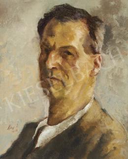 Szőnyi István - Férfi portré, 1938