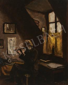 Unknown painter - The Poor Flutist