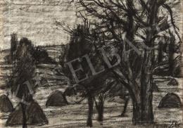 Nagy István - Mező széle, 1920 körül