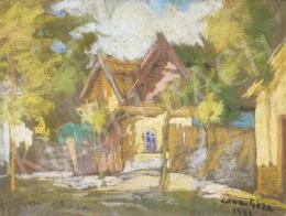 Rónai Géza - Házak Orosházán, 1932