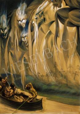 Jaschik Álmos - Hajósok szellemekkel