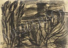 Frank Frigyes - Villák kertjei, 1954