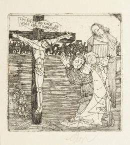 Ismeretlen művész - Ami édest a föld kínál, Jézushoz képest mind silány