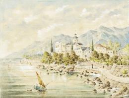 Ismeretlen művész - Kikötőváros