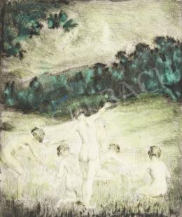 Réti István - Réten táncolók