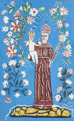 Kocsonya Gábor - Anya gyermekével