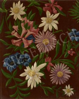 Böröcz S. jelzéssel - Hajladozó virágok, 1967