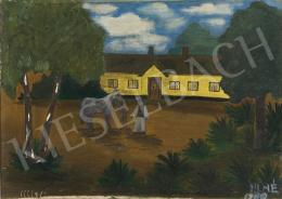 H. Lné jelzéssel - Csikós lovával, 1970