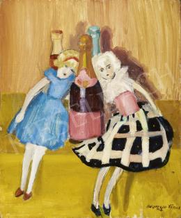 Holczmann Vilmos - A pezsgő szerelmesei, 1928