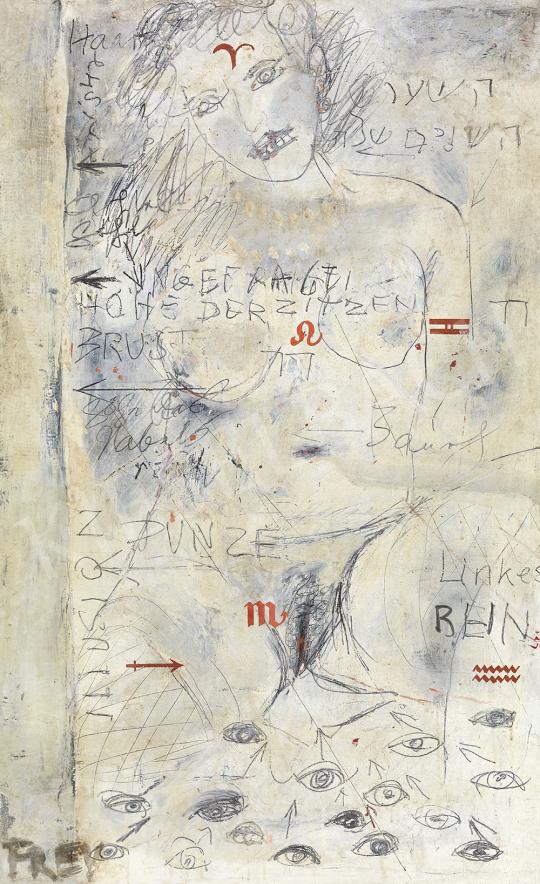 Frey Krisztián - Punze, 1968 körül   54. Téli aukció aukció / 21 tétel