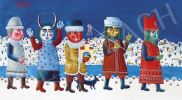 Galambos, Tamás - Christmas Pageant, 1974