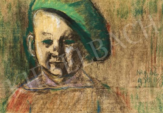 Nagy István - Kisfiú, 1930 | 54. Téli aukció aukció / 59 tétel