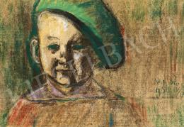 Nagy István - Kisfiú, 1930