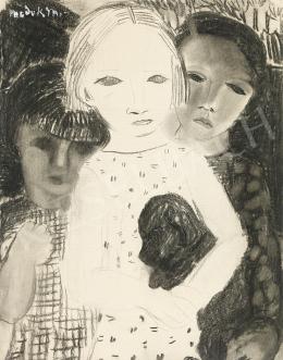 Modok Mária - Három lány