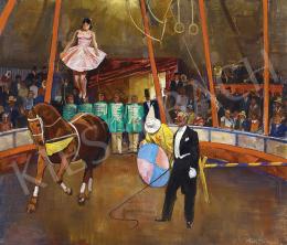 Pólya Tibor - Cirkusz, 1930-as évek