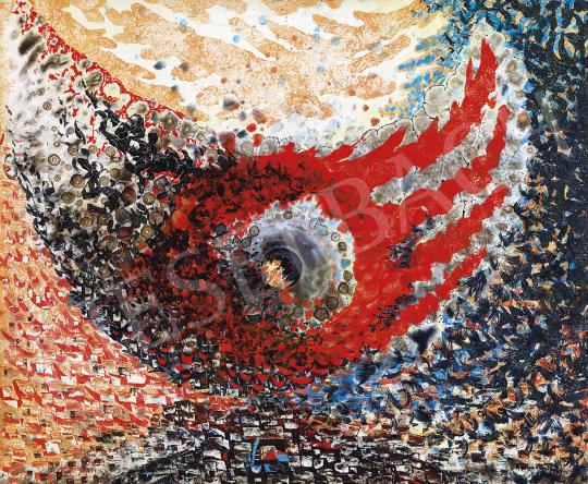 Gyarmathy, Tihamér - Elemental Strike, 1963 | 54th Winter auction auction / 148 Item