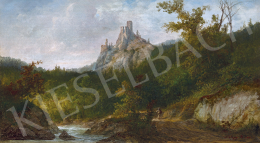 Telepy Károly - Felvidéki táj, 1900