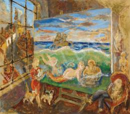 Szabó Vladimir - Böcklin csodálója, 1978