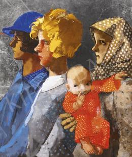 Aba-Novák, Vilmos - Generations (Family), 1930s