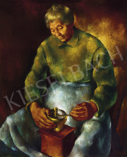 Erdélyi Ferenc - Konyhában, 1928