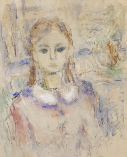 Czóbel, Béla - Little Girl