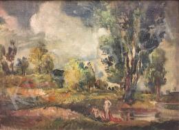Herman, Lipót - Landscape