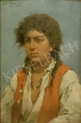 Vastagh György - Cigánylány