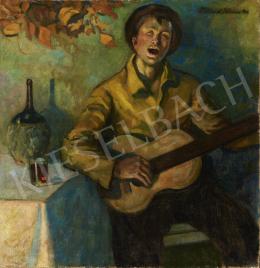 Zórád Géza - Szerelmes dal, 1920