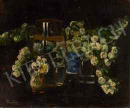 Freytag Zoltán - Virágcsendélet