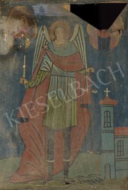 Ismeretlen magyar festő - Szent Mihály arkangyal