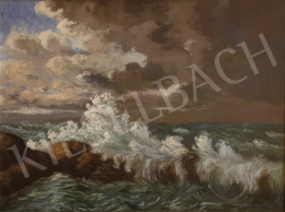 Unknown painter - Bank-Swell