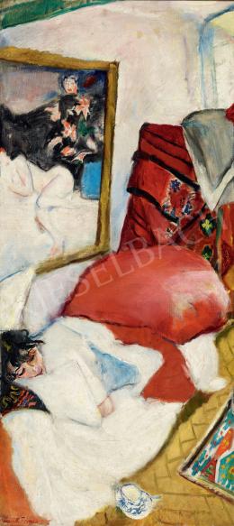 Frank Frigyes - Reggeli ébredés (Mimi), 1929