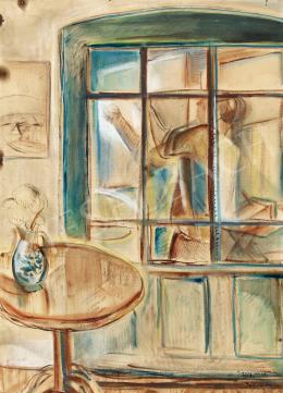 Egry József - A festő, 1933