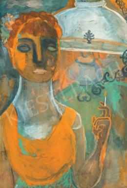 Anna Margit - Festőnő, 1937