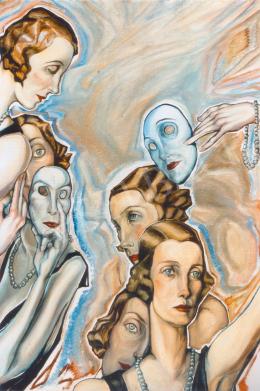 Batthyány Gyula - Színésznő öt arca (1930-as évek)