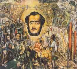 Batthyány Gyula - Széchenyi apoteózisa (1941)