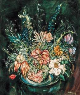 Batthyány Gyula - Virágcsendélet (1930-as évek)