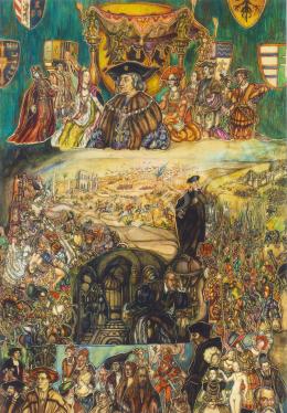 Batthyány Gyula - Német-római császárság (1940 után)