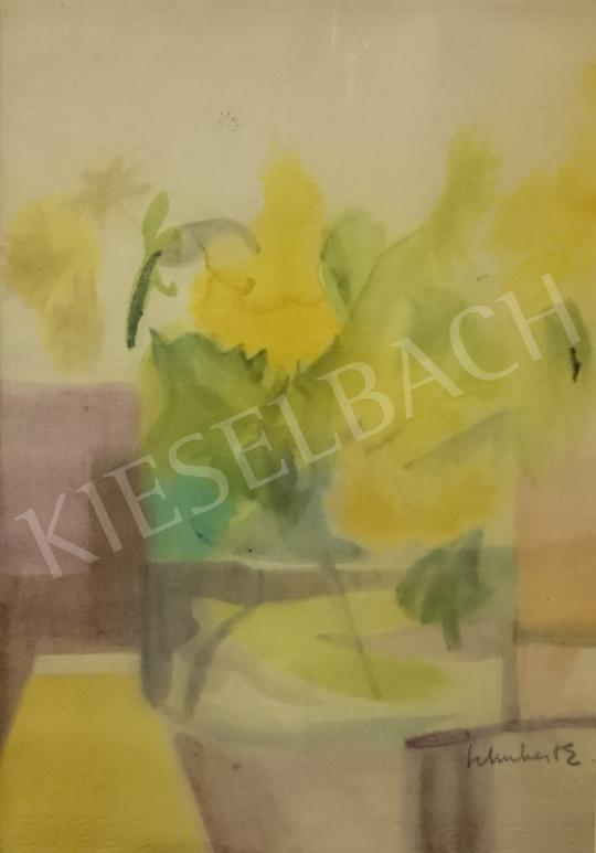 For sale Schubert, Ernő - Flowers 's painting