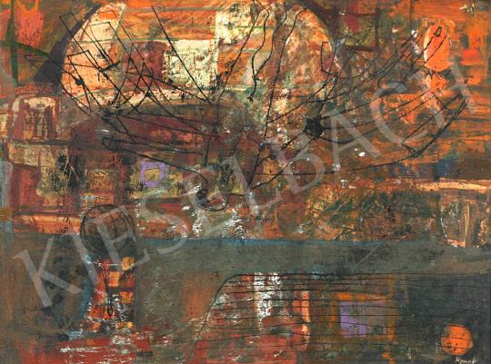 For sale  Konok, Tamás - Ikarus 's painting