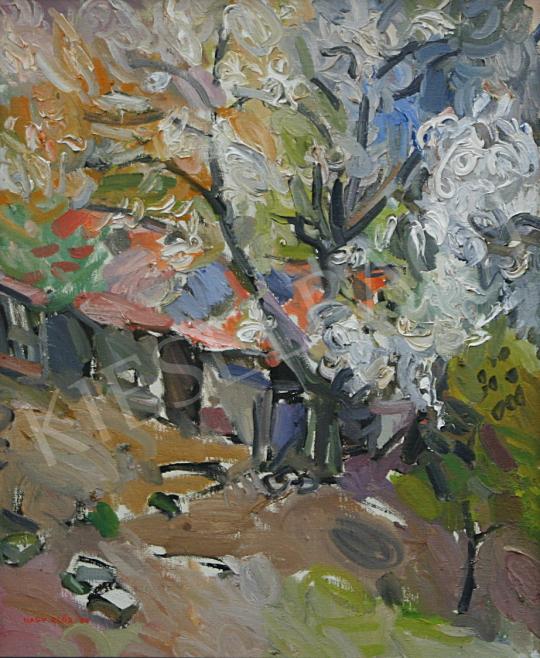 Eladó Nagy Előd - Virágzás Törekiben festménye