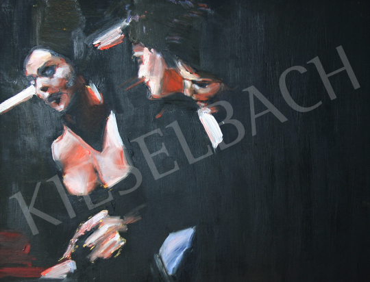 For sale Pálfi, Balázs - Three Bridesmaids of the Night Queen 's painting