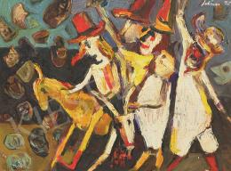 Schéner, Mihály - Carnival of Venice