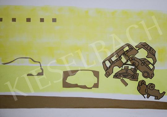 For sale  Novakovic, Danijela - Symposion of Töreki 's painting