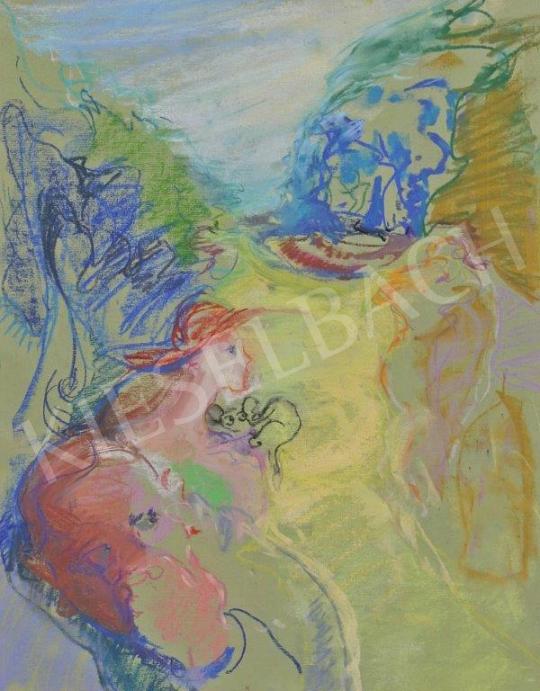 For sale Horváth, Éva Mónika (Horváth É. Monika, EMO,  - Jealous Moments 's painting