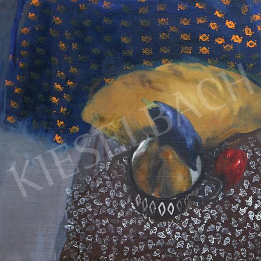 Eladó  Szólláth Gábor - Cím nélkül festménye