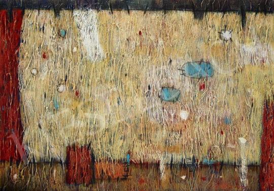 Eladó  Vahida Hasanagic Nimanbegu - Kompozíció 2. festménye