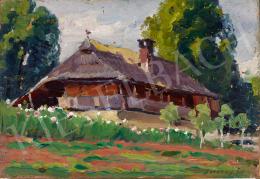 Bosznay István - Ház az erdőben