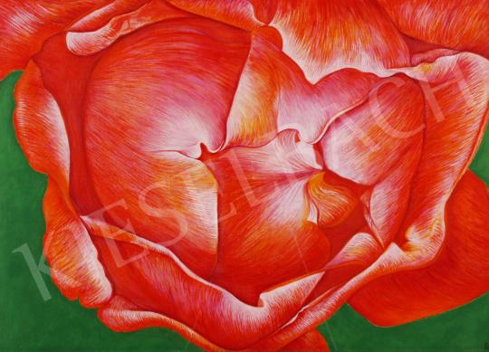 Eladó Orvos András - Rózsa festménye