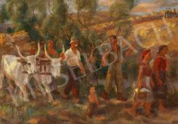 Szabó, Vladimir - Harvest
